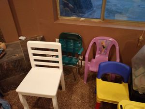 Chairs for kids for Sale in Scottsdale, AZ
