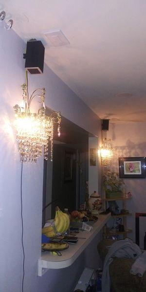 Fine cristal walls light s for Sale in Gaithersburg, MD