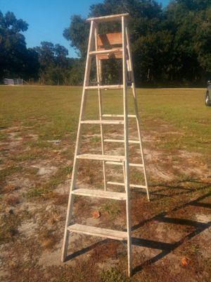 Antique ladder for Sale in Apopka, FL