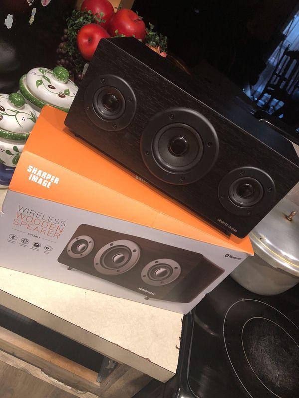 Sharper Image Blue Tho Speaker For Sale In Tampa Fl Offerup