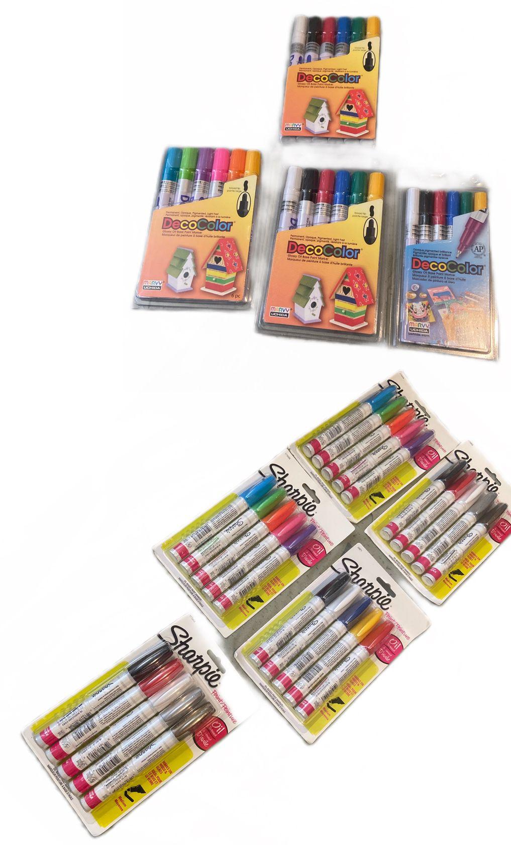 Deco Paint Marker 6 Pack