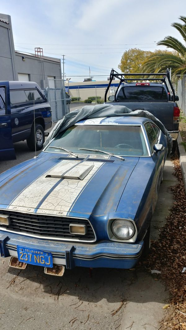 76 Ford Mustang Cobra 2 project car!! shoot me a trade offer!! for ...