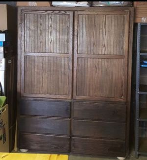 Clothes/kitchen/TV cabinet for Sale in Arlington, VA