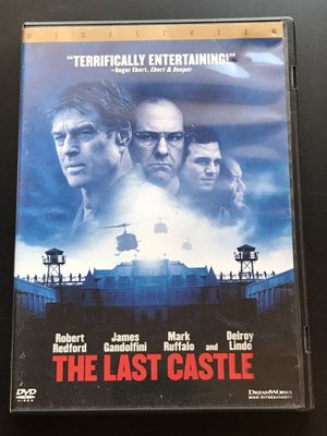 The Last Castle (DVD) for Sale in Leesburg, VA