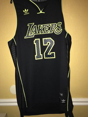 8cdd02f85ae New and Used Lakers jersey for Sale in Denton, TX - OfferUp