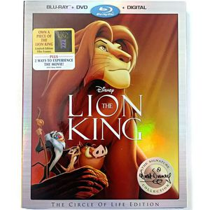 The Lion King - Circle of Life Edition (Blu-ray + DVD + Digital) 2017 for Sale in San Diego, CA