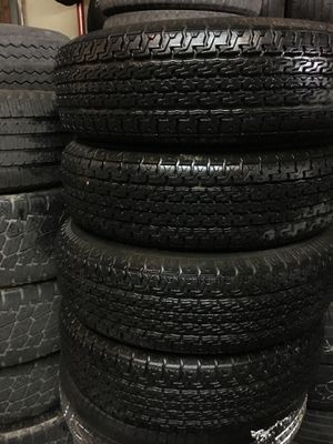 Used Tires San Jose >> New And Used Trailer Tires For Sale In San Jose Ca Offerup