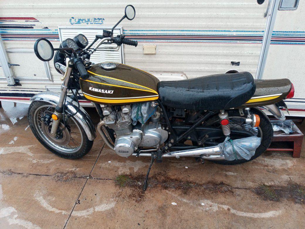 Photo 1974 Kawasaki z1 900