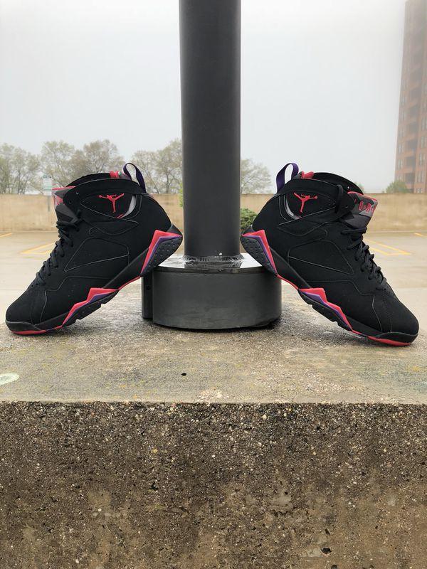 """best sneakers 1cc20 3f2b5 Air Jordan Retro 7 """"Raptor"""""""