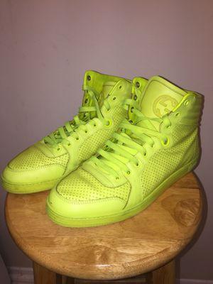 Gucci Neon Shoes for Sale in Arlington, VA