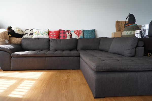 DANIA - Two piece sectional sofa for Sale in Seattle, WA - OfferUp