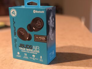 02ced51531f JLab Audio JBuds Air True Wireless Earbuds for Sale in Charlotte, NC