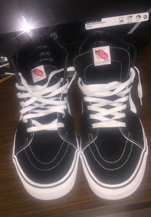 Hi-Top Vans Size 12 for Sale in Cheverly, MD