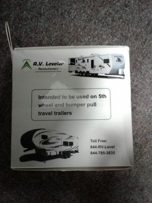 New Travel trailer or 5th wheel leveler for Sale in Lawrenceville, GA