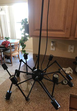 Adjustable chandelier. Set of 2 for Sale in Phoenix, AZ