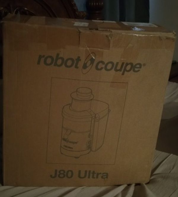 28523862835 Robot Coupe J80 commercial juicer for Sale in Los Angeles