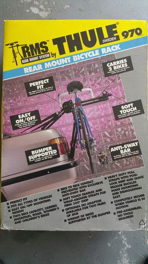Thule RMS 970 bike carrier rack for Sale in Fairfax, VA