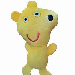 Peppa Pig Yellow Teddy Bear Thumbnail