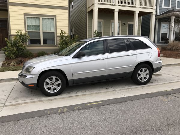 Chrysler Pacifica Touring V6 Tow Package Third Row Dvd