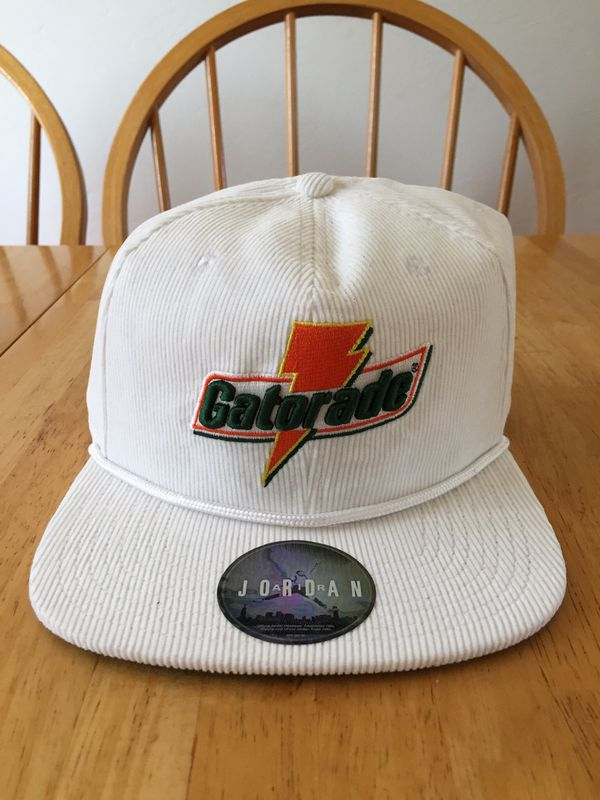 cheaper 949ea 4afe1 ... aliexpress brand new nike air jordan gatorade like mike snapback hat  retro corduroy for sale in