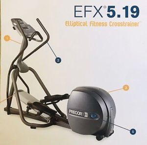 Precor 5.19 EFX Elliptical for Sale in Sterling, VA
