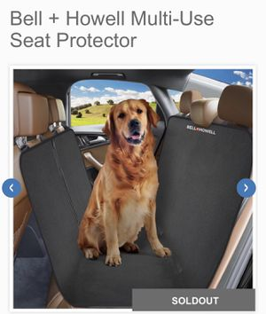 * Car seat protector * for Sale in Seattle, WA