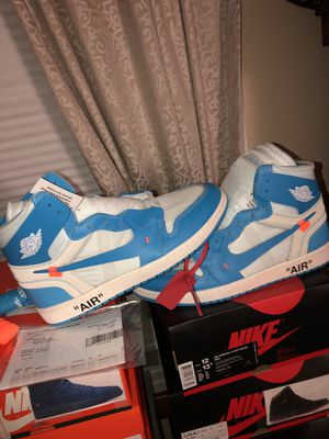 Air Jordan 1 Off-White for Sale in NO HUNTINGDON, PA