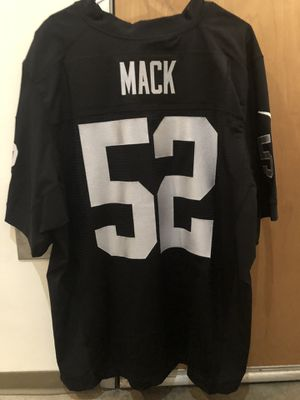 buy popular ee1ab 814c7 New and Used Raiders jersey for Sale in Santa Clarita, CA ...