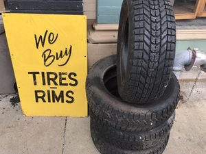 We buy tires rims r text me $$$ for Sale in Pittsburgh, PA