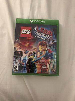 LEGO the movie video game for Sale in Annandale, VA
