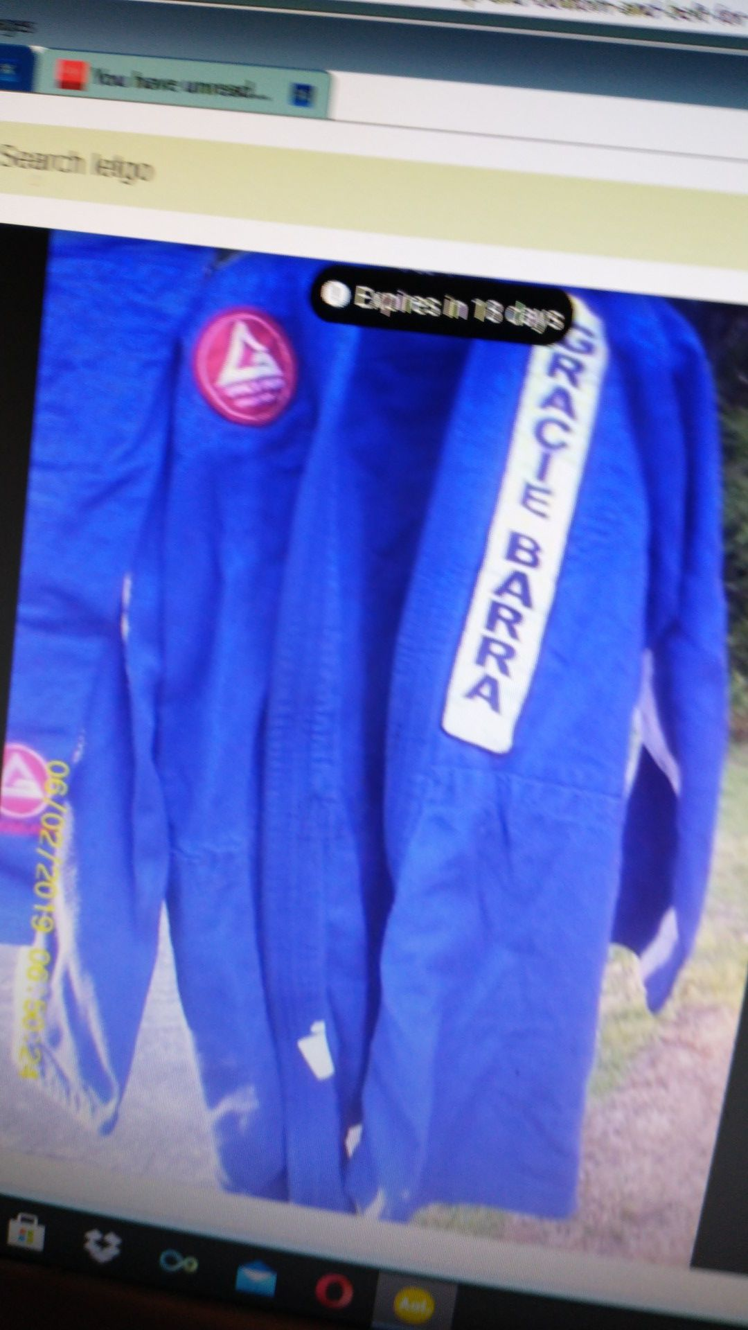 Gracie Barra Work Top And Bottom