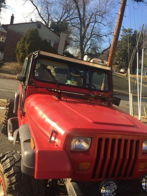 Jeep Wrangler 95 for Sale in Alexandria, VA