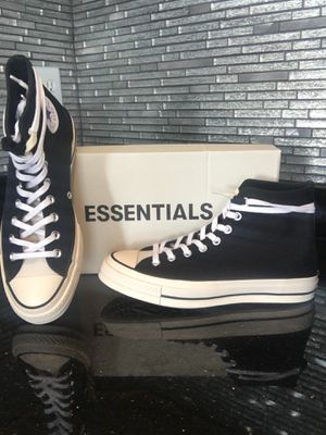 Fear Of God x Converse size 8 for Sale in Springfield, VA