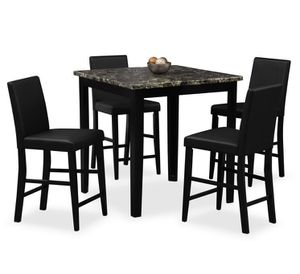 High top table and chairs for Sale in Columbus, OH
