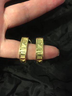 edf4cc8e8539 Aretes estilo Tiffany en Oro Sólido Italiano de 14Kt. for Sale in Los  Angeles