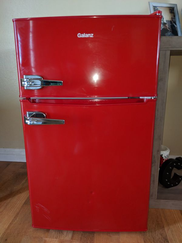 Red Mini Refrigerator Image Refrigerator Nabateans Org