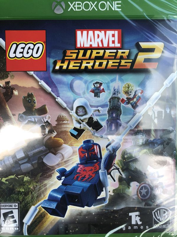 Xbox One Lego Marvel Super Heroes 2 New And Sealed 35 For Sale In