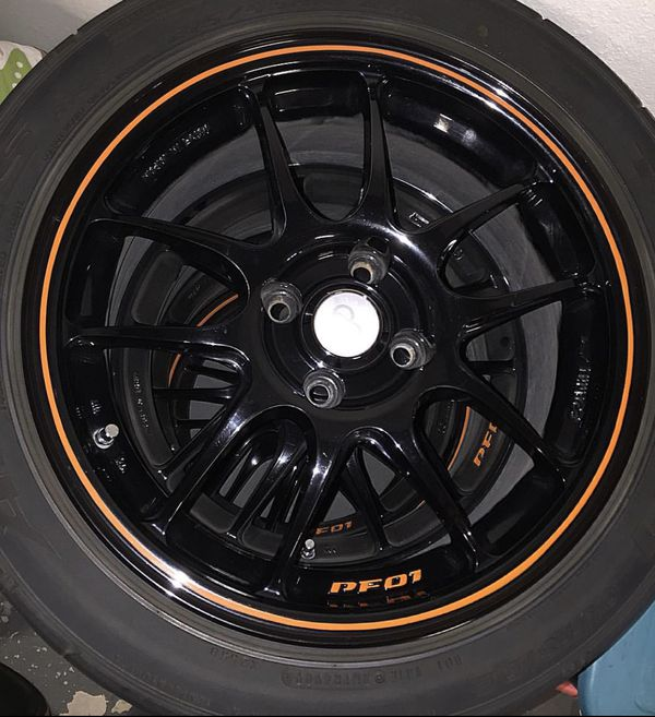 16 Inch RIMS With Tires For Sale In Chula Vista, CA