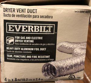 Everbilt dryer vent duct for Sale in Walkersville, MD