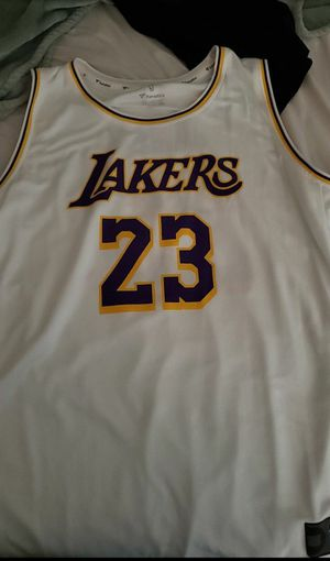 info for bd5cf fb1ee New and Used Lakers jersey for Sale in Litchfield Park, AZ ...