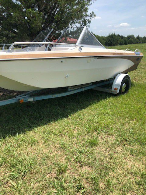 1974 Glastron Boat for Sale in Ennis, TX - OfferUp