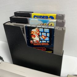 Nes Top loader bundle - Games controller and Zapper included Thumbnail