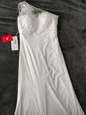 Brand New Elegant Ivory Size 2 Gown for Sale in San Francisco, CA