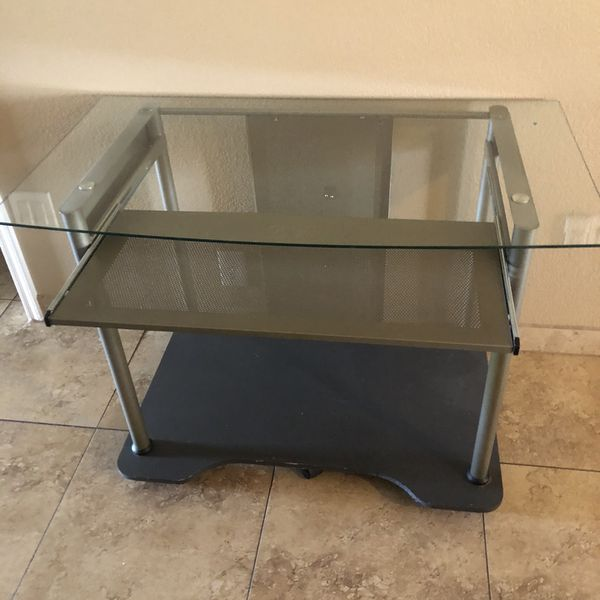 Computer Desk On Wheels for Sale in Peoria, AZ - OfferUp