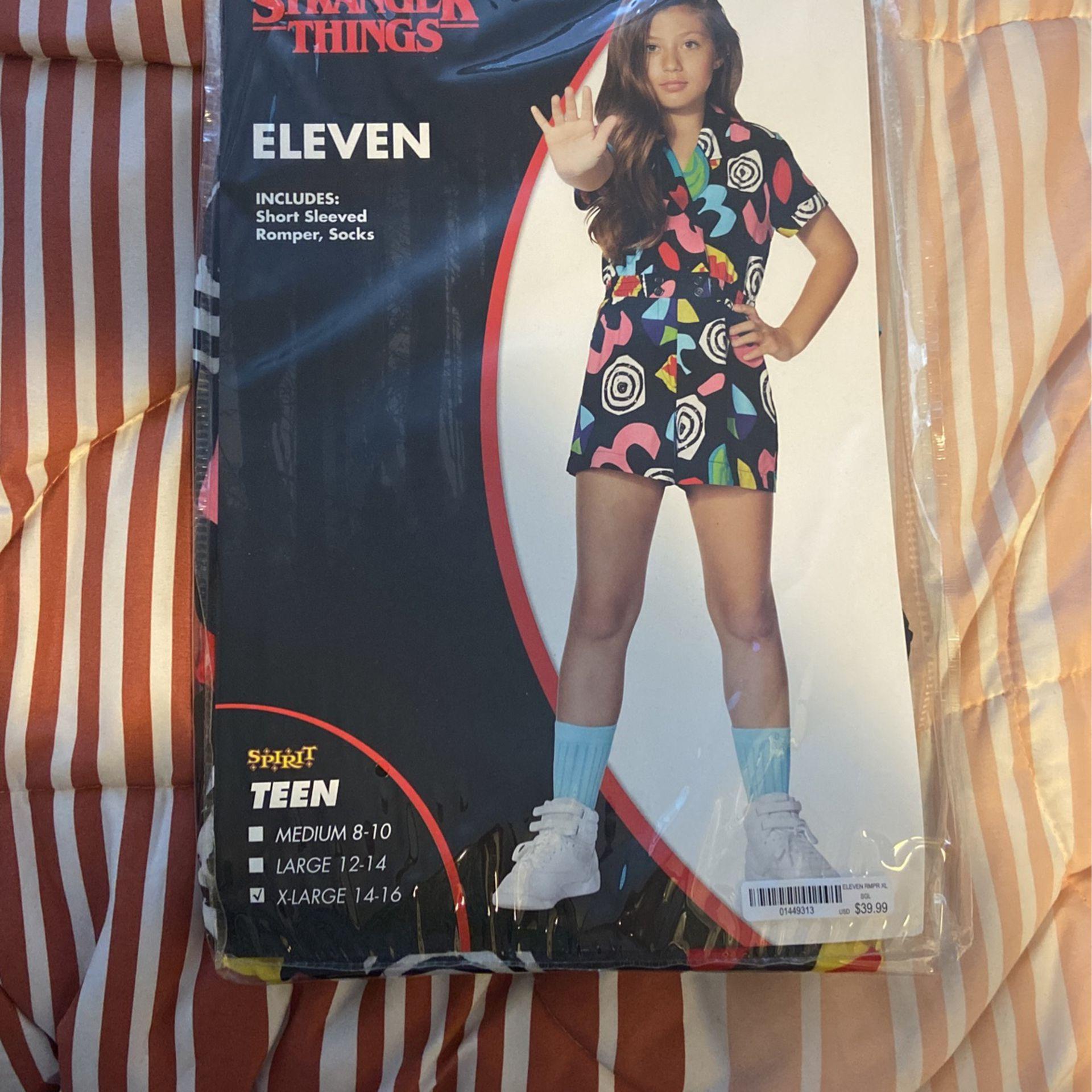 Eleven Stranger Things Costume