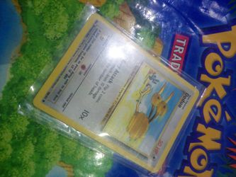 Doduo. Pokemon Card#48/102. Nice Condition. Thumbnail
