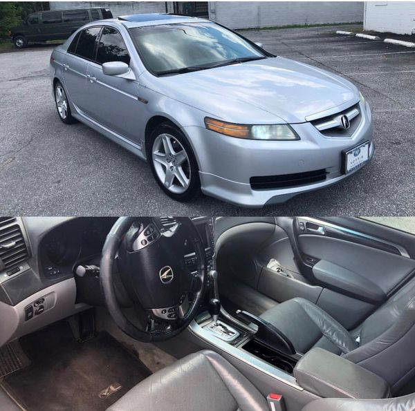 2005 Acura TL 146 Miles Nav , For Sale In Baltimore, MD