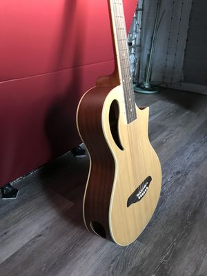 Peavey Composer AG parlor acoustic guitar/bag for Sale in Tavares, FL
