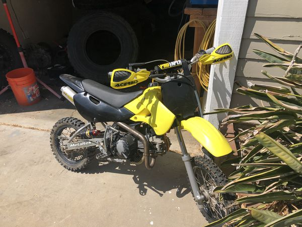 2006 klx 110 Metaltek Built for Sale in Lakeside, CA - OfferUp