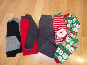 5T lot sweaters, pants, Christmas jams for Sale in WA, US